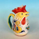 Rooster Pitcher - Raffaellesco 1/4L