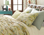 Pine Cone Hill Water Lily Duvet Cover