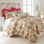 Levtex Chatelet Spice Quilt Set