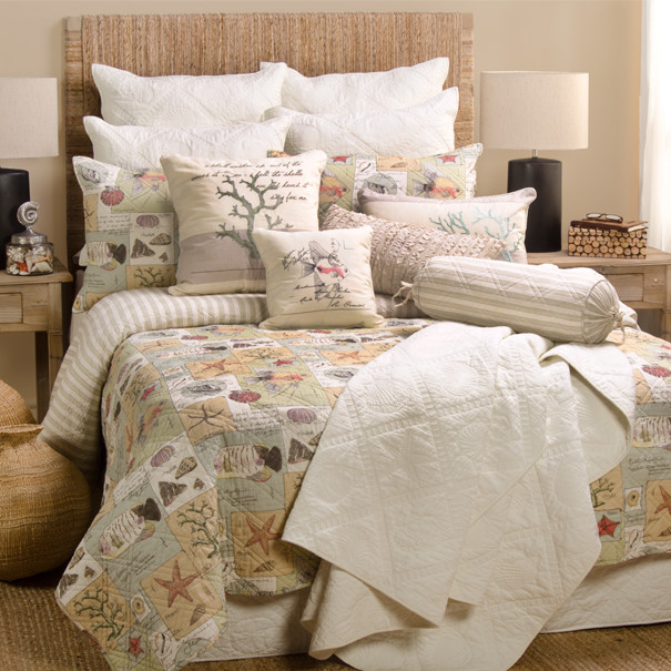 amazing Levtex Home Quilt Set Part - 13: Levtex Pescador Quilt Set. Price: $129.99. Image 1