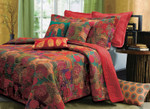 Greenland Home Jewel Quilt Set