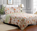 Greenland Home Barcelona Quilt Set