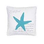Levtex Biscayne Starfish Pillow