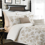 Croscill Devon Queen Duvet Cover