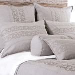 Pom Pom at Home Allegra Flax Duvet Cover