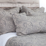 Pom Pom at Home Sienna Paisley Duvet Cover - Fog