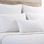 Pom Pom at Home Brussels White Coverlet