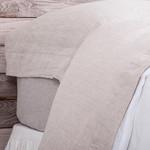 Pom Pom at Home Louwie Flat Sheet - Flax