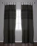 Pom Pom at Home Olivia Midnight Curtain