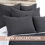 Pom Pom at Home Hampton Midnight Coverlet