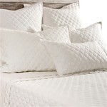 Pom Pom at Home Hampton Cream Coverlet