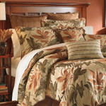 Croscill Bali King Duvet Cover
