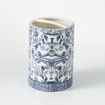 Kassatex Orsay Toothbrush Holder - Blue