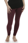 Bamboo Dreams® Edie Sweater Leggings - Port Heather