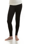 Bamboo Dreams® Edie Sweater Leggings - Black