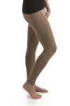Bamboo Dreams® Edie Sweater Leggings - Taupe Heather