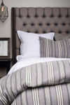 Amity Home Langston Pillow Sham - Grey