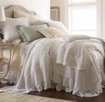 Amity Home Bellamy Duvet Cover - White
