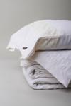 Amity Home Henley Linen Duvet Cover - White