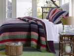 Greenland Home Marley Quilt Set