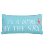 Levtex Life is Better By The Sea Oblong Pillow
