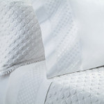 DownTown Company Dot Chenille Coverlet