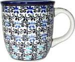 Boleslawiec Polish Pottery Coffee Mug - Martina
