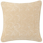 Luxe Vita Linen Semolina Decorative Pillow