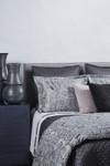 Ann Gish Arabesque Duvet Cover Set - Charcoal
