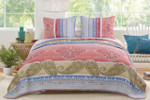 Greenland Home Hillsborough Quilt Set