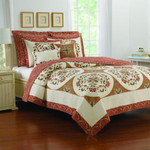 Nostalgia Home Durham King Reversible Quilt