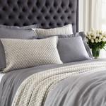 Luxe Paradiso Silver Pillow Cases