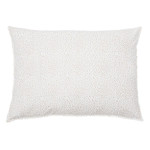Pom Pom and Home Dot Hand Blocked Pillow - Gold