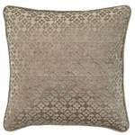 Luxe Celeste Velvet Decorative Pillow