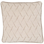 Luxe Onda Decorative Pillow