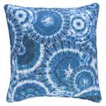 Fresh America Mirago Blue Indoor/Outdoor Decorative Pillow