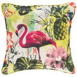 Fresh America Tropics Indoor/Outdoor Decorative Pillow