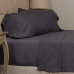 Amity Home Damara Sheet Set - Steel Blue