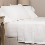 Amity Home Damara Sheet Set - Linen White