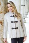 Venario Dina Wool Jacket - Beige