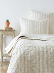 Amity Home Aiden Quilt - Natural
