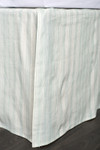 Amity Home Aiden Bed Skirt - Seaglass