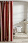 Amity Home Camden Shower Curtain - Red