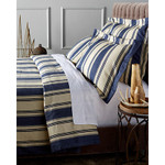 Amity Home Camden Duvet Cover - Blue