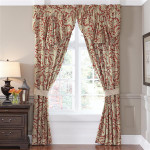 Croscill Leela Curtain Panel Pair