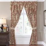 Croscill Leela Curtain Panel Pair