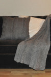 Yala Baby Alpaca Tranquil Cable Knit Throw
