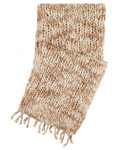 Pine Cone Hill Chunky Knit Sand Throw