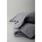 Amity Home Kyler Linen Pillow Sham - Grey