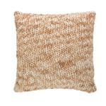 Pine Cone Hill Chunky Knit Sand Euro Sham